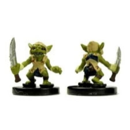 Goblin Warrior (Blue) #03 Heroes & Monsters Singles Pathfinder Battles