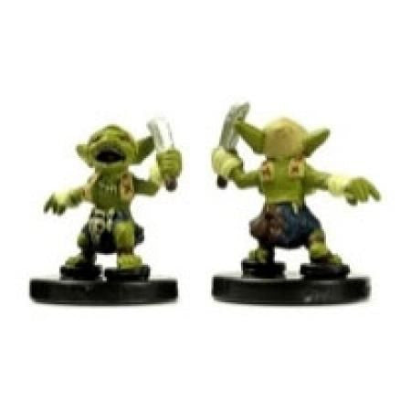 Goblin Hero (Blue) #04 Heroes & Monsters Singles Pathfinder Battles