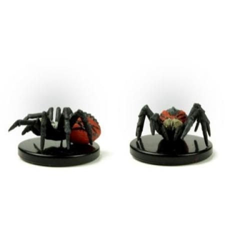 Giant Spider #12 Heroes & Monsters Singles Pathfinder Battles