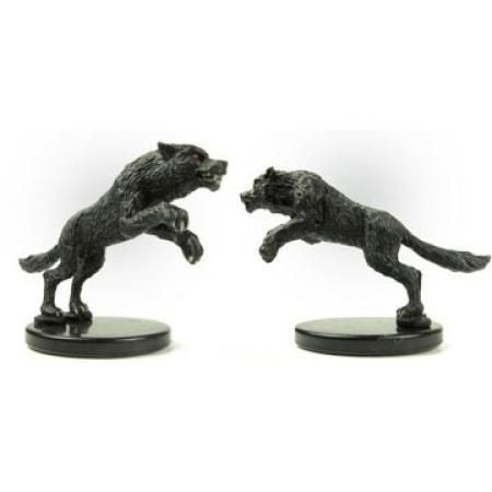 Wolf #13 Heroes & Monsters Singles Pathfinder Battles