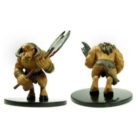 Minotaur #30 Heroes & Monsters Singles Pathfinder Battles