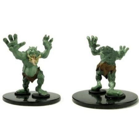 Troll #32 Heroes & Monsters Singles Pathfinder Battles