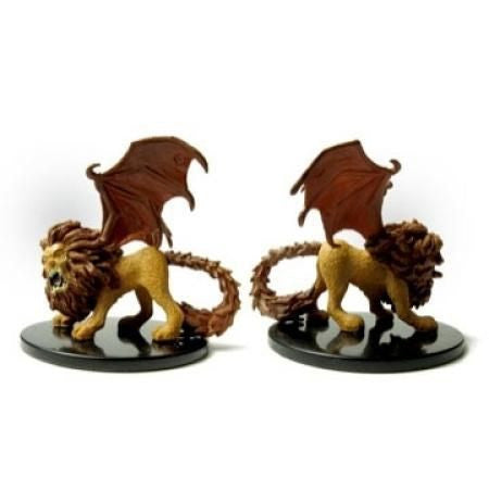 Manticore #35 Heroes & Monsters Singles Pathfinder Battles