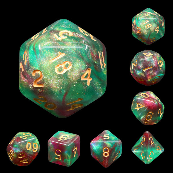 Christmas Dream Dice Set