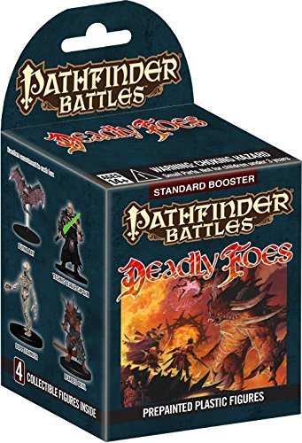 Pathfinder Battles Miniatures: Deadly Foes: Booster