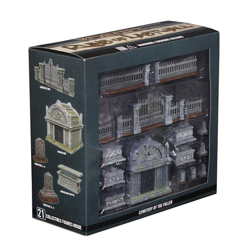 Pathfinder Battles: Ruins of Lastwall: Cemetery of The Fallen Premium Set
