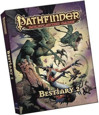 Pathfinder Roleplaying Game: Bestiary 2 (Pocket Edition)