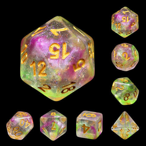 Dragon's Breath Dice Set