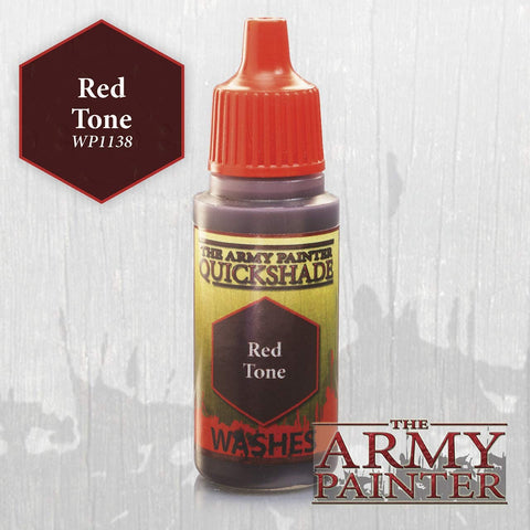Warpaints: Paints of Sin: Red Tone Ink
