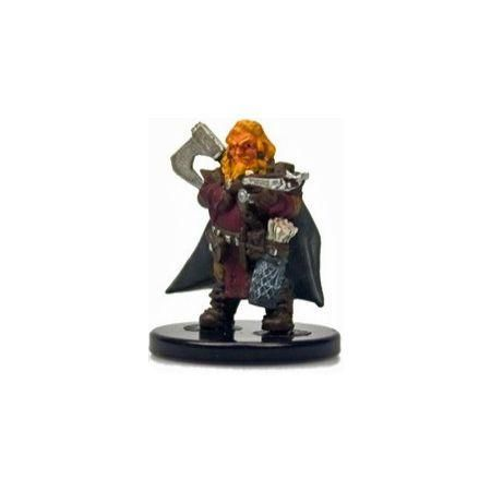Harsk Dwarf Ranger #25 Rise of the Runelords Singles Pathfinder Battles