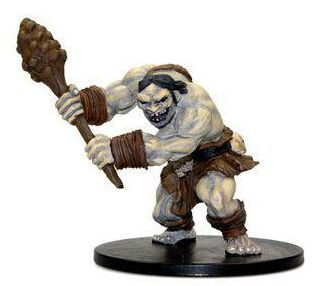 Ogre #33 Rise of the Runelords Singles Pathfinder Battles