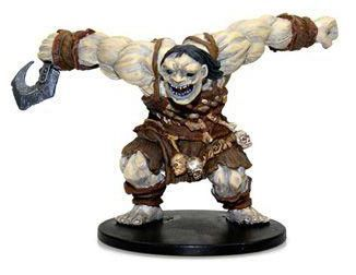 Ogre Brute #34 Rise of the Runelords Singles Pathfinder Battles