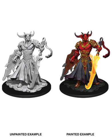 Pathfinder Battles Deep Cuts Unpainted Miniatures: Genie Efreeti