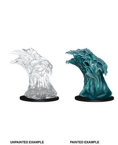 Dungeons & Dragons: Nolzur's Marvelous Unpainted Miniatures: Water Elemental