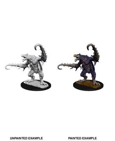 Dungeons & Dragons: Nolzur's Marvelous Unpainted Miniatures: Hook Horror
