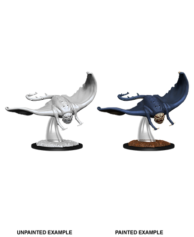 Dungeons & Dragons: Nolzur's Marvelous Unpainted Miniatures: Cloaker