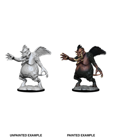 Dungeons & Dragons: Nolzur's Marvelous Unpainted Miniatures: Nalfeshnee