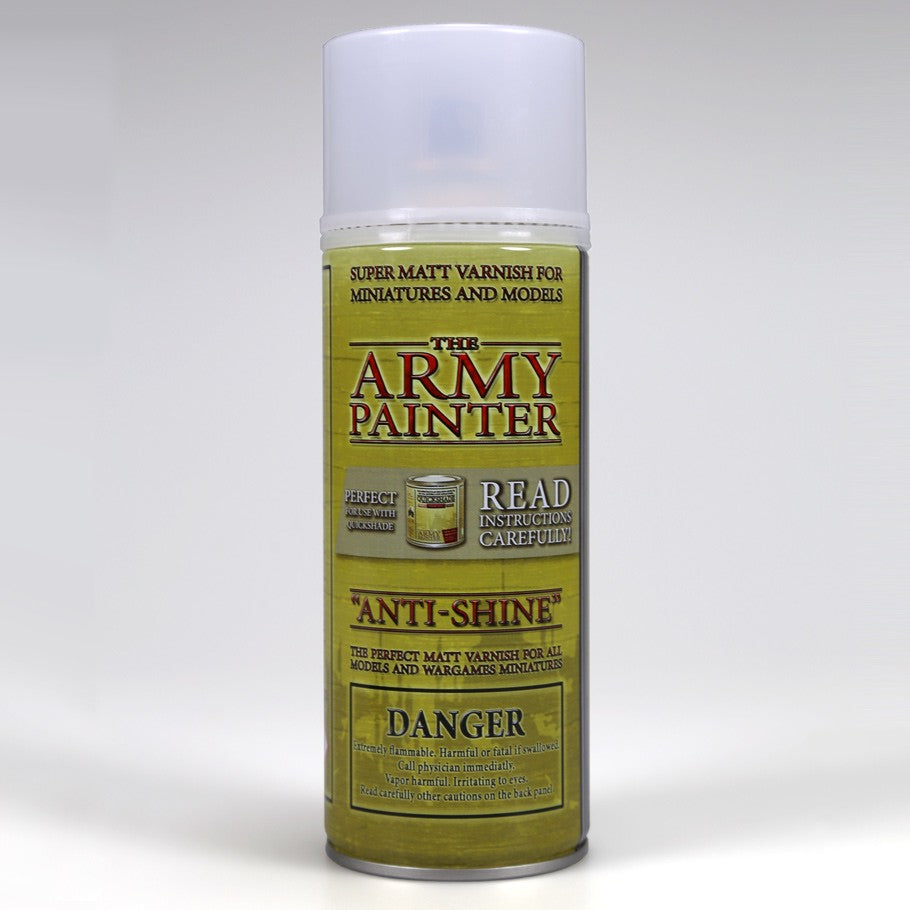 Base Primer: Anti-Shine Matte