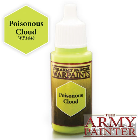 Warpaints: Poisonous Cloud 18ml