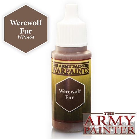 Warpaints: Werewolf Fur 18ml