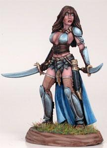 Elmore Masterworks: Female Dual Wield Fighter