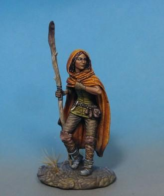 Visions In Fantasy: Female Mage