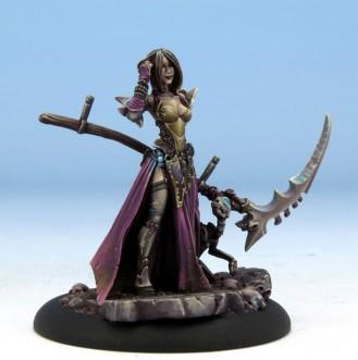 Visions In Fantasy: Jen, Harvester Of Souls