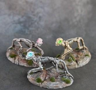 Visions In Fantasy: Undead Kitty Cats Of Doom (3)