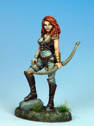 Visions In Fantasy: Female Archer II