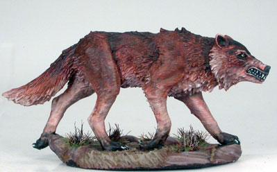 Visions In Fantasy: Hunting Wolf