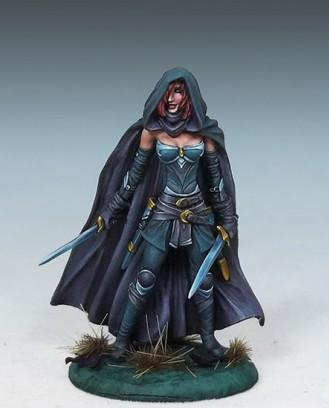 Visions In Fantasy: Female Assassin II