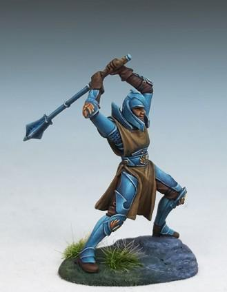 Visions In Fantasy: Male Cleric w/2-Handed Mace
