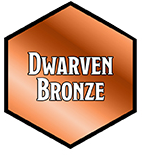 Nolzur's Marvelous Pigments - Dwarven Bronze