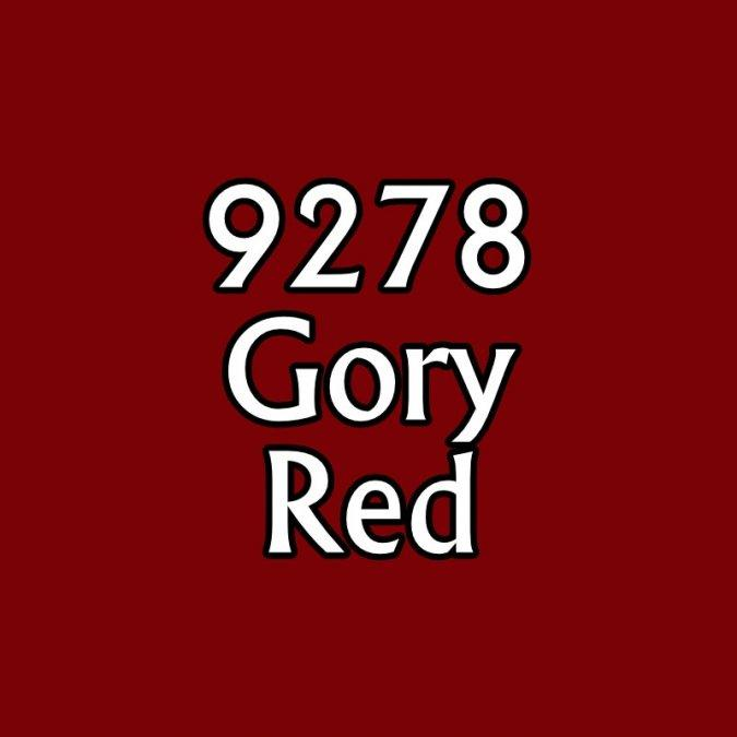 MSP: Gory Red