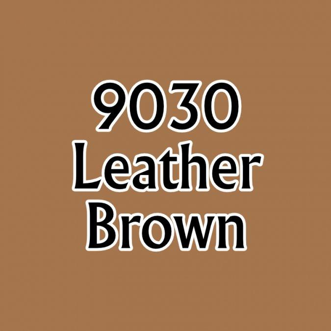 MSP: Leather Brown