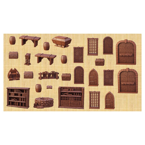 Terrain Crate: Dungeon Essentials