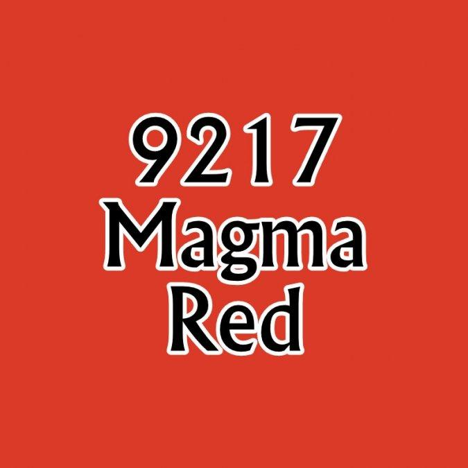 MSP Bones: Magma Red