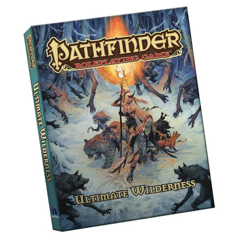 Pathfinder Roleplaying Game: Ultimate Wilderness (Pocket Edition)