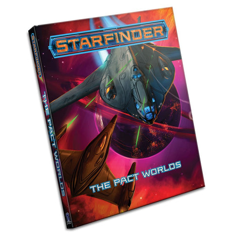 Starfinder RPG: Pact Worlds
