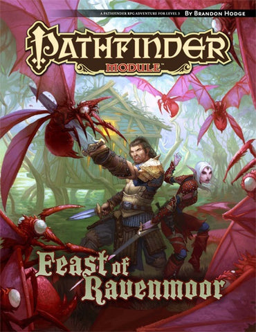 Pathfinder Module: Feast of Ravenmoor