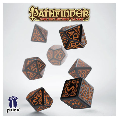 Pathfinder: Hell's Vengence Dice Set