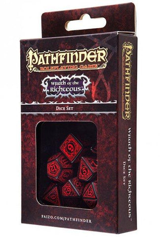 Pathfinder: Wrath of the Righteous Dice Set
