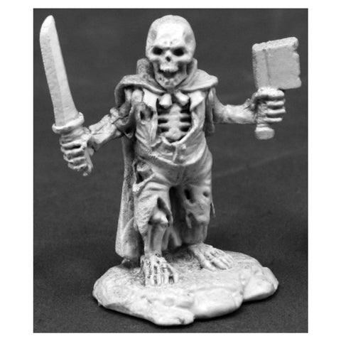 Dark Heaven Legends: Skeletal Halfling