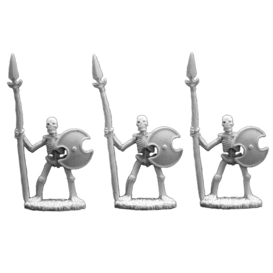 Bones: Skeletal Spearmen (3)