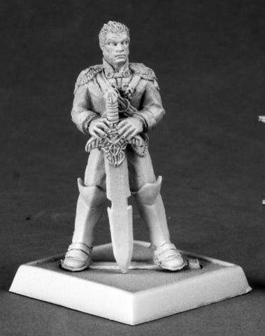 Pathfinder Miniatures: Eagle Knight of Andoren