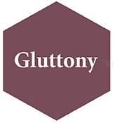 Warpaints: Paints of Sin: Gluttony