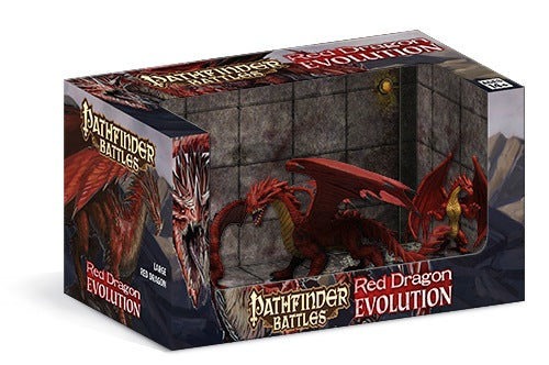 Red Dragon Evolution Boxed Set