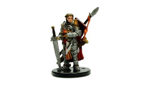 Alain, Human Cavalier #27 Wrath of the Righteous Singles Pathfinder Battles