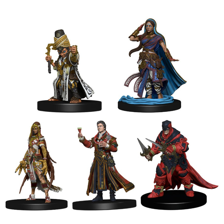 Pathfinder Battles Miniatures: Iconic Heroes Box Set VIII