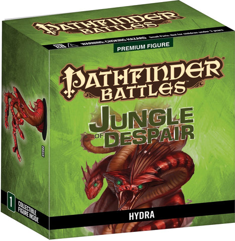 Pathfinder Battles: Jungle of Despair: Hydra